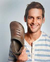 Мужская обувь литая (пена и резина)