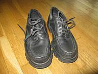 Ботинки кожаные KICKERS, 38р, 23,5 см по стельке
