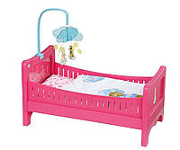 Интерактивная кроватка для куклы Baby Born Zapf Creation 822289