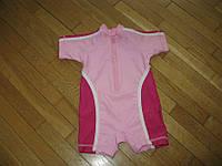 Гидрокостюм для купания, детский, на 6-9 месяцев