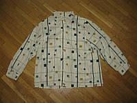 Блузка DELMOD, размер 20-22