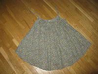 Блузка DENIM 100% хлопок, размер 36