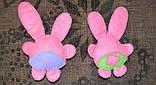 Фетровый заяц малыш, фото 2