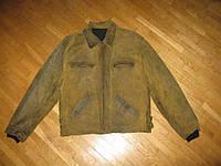 Куртка кожаная ITALY VERA PELLE, L, сост. оч хорош