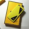 """Iphone 7 / 7 PLUS оригинальный кожаный чехол панель бампер накладка НАТУРАЛЬНАЯ КОЖА """" FENDI """", фото 3"""