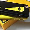 """Iphone 7 / 7 PLUS оригинальный кожаный чехол панель бампер накладка НАТУРАЛЬНАЯ КОЖА """" FENDI """", фото 5"""