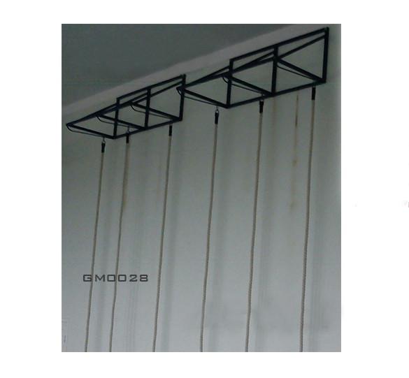 Кронштейн (консоль) канатов и шестов для лазания GM0028
