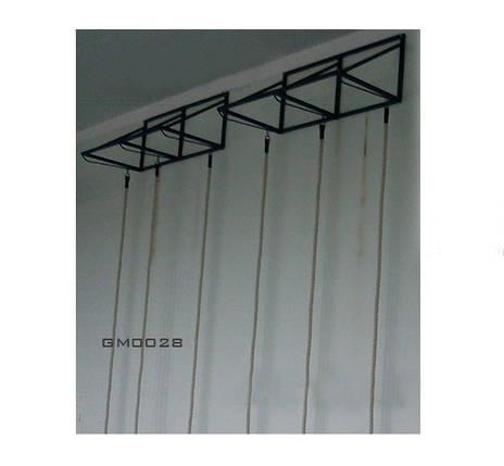 Кронштейн (консоль) канатов и шестов для лазания GM0028, фото 2