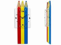 Часы Сrayons Карандаши цветные