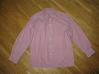 Рубашка ORVIS 70% хлопок, L