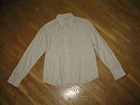 Рубашка JACK&JONES VINTAGE 100% хлопок, М-L