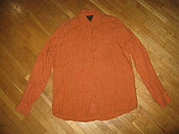 Рубашка PALL MALL, 100% лен, XL, как НОВАЯ!!!