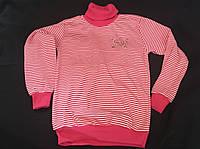Теплый свитер для девочки с начесом, турция, 1-4 лет, 85/75 (цена за 1 шт. + 10 гр.)