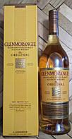 Шотландский односолодовый виски Гленморанжи / Glenmorangie 10 лет 1л в подарочной коробке, фото 1