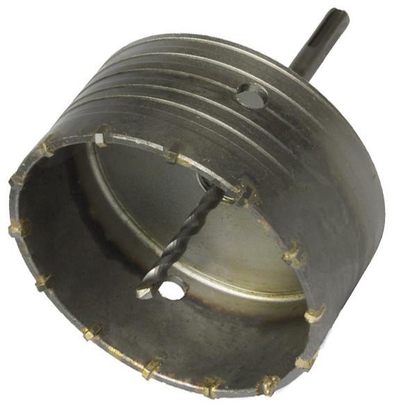 Купить коронку по бетону 120 мм для перфоратора бетон завод москва