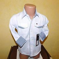 Детская рубашка TIM RODY от 1-5 лет