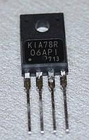 KIA78R06; (TO220F-4L)