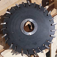 Фреза дисковая 3-х сторонняя 250х18х50 со вставными ножами, фото 1