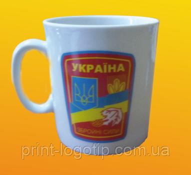 Печать на чашках Киев, Николаев, Херсон
