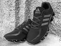 Мужские кроссовки черные Adidas Mega Bounce (размеры 43 -45)