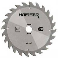 Диск пильный Haisser по дереву 24Т 190х30 мм (16464)