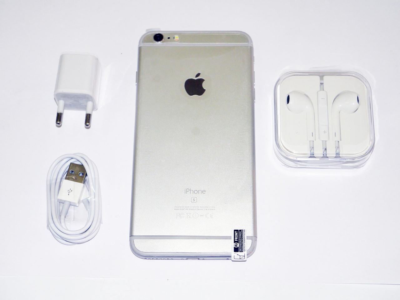 iPhone 6S Plus Silver - 1Sim 2Ядра 8МП Android