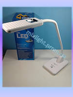 Led лампа настольная Lumen office 5W белая