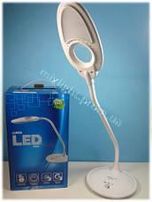 Led лампа белая настольная Lumen office 5W, фото 2