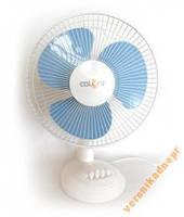 Вентилятор настольный Calore TF-12 диаметр лопастей 30 см