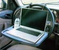 Раскладной автомобильный универсальный столик Multi Tray (многофункциональный автомобильный столик для ноутбук
