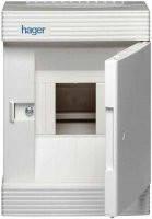 Щит распределительный внутренний GOLF VF104PD на 4 модуля, белая дверца