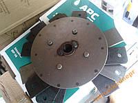Ротор с молотками (бичами) на зернодробилку Эликор
