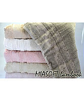 Лицевыее полотенца Miasoft бамбук 50*90 Larisa