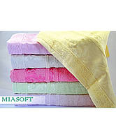 Лицевыее полотенца Miasoft хлопок 50*90 Antic