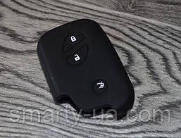 Силиконовый чехол на ключ Lexus  ВСЕ ЦВЕТА В НАЛИЧИЕ!