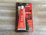 Герметик-прокладка красный, 85 гр.ZOLLEX, фото 3