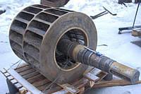 Восстановление ротора барабана ( Рось-2 )