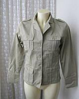 Куртка жакет хлопок Foxhole р.44, фото 1