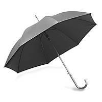Зонт-трость полуавтомат золото, серебро, фото 1