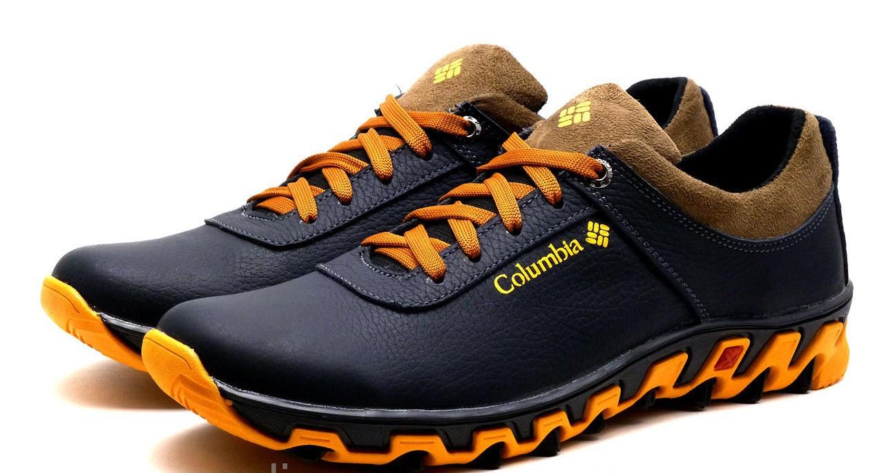 f069561c3212 Кроссовки мужские кожаные Columbia Track II - Интернет-магазин