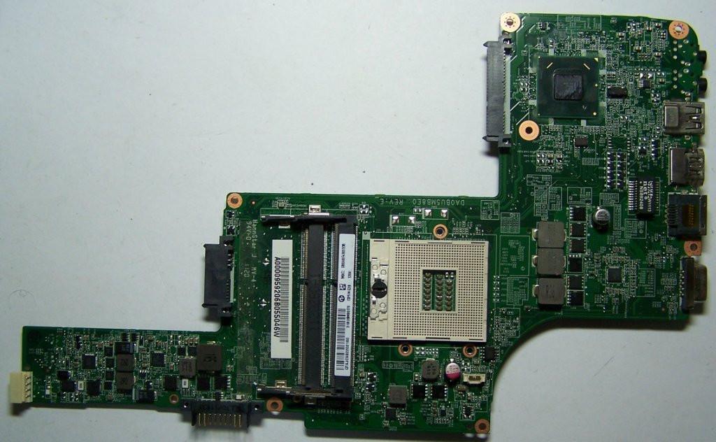 Мат. плата DA0BU5MB8E0 Toshiba Satellite L730