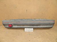 Бампер задний (хэтчбэк) Mazda 121 DA (88-91)