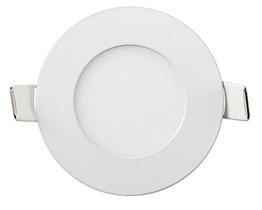 Светодиодный светильник Lezard  3W 4200К (Ø85/Ø72) круглый