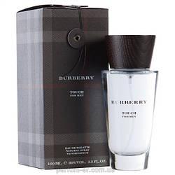 Мужская туалетная вода Burberry Touch For Men , 100 мл