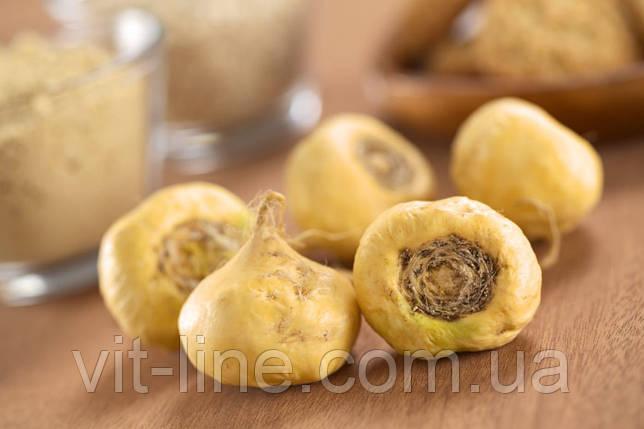 Now Foods Маку необроблена 750 мг, 90 рослинних капсул, фото 2