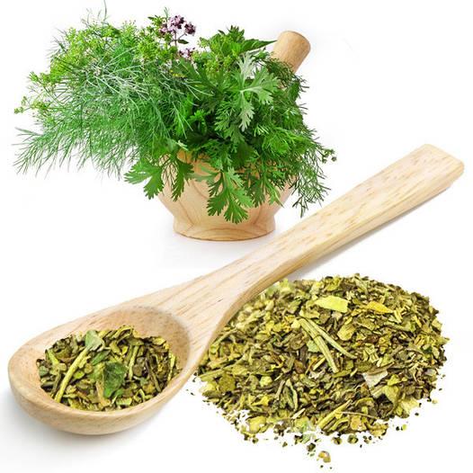 """Приправа """"Букет весняної зелені та овочів"""", вага"""