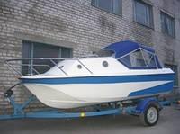 Купить каютный катер «Ладога 2м»