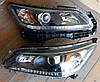 Фара левая 33150T2AA01 Honda Accord седан 2012-2015 БУ, США