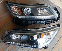 Фара левая США БУ Honda Accord седан 2012-2015 года. Код 33150T2AA01