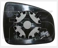 Вкладыш зеркала правого с обогревом на Dacia Logan,Дачия Логан mcv универсал -08